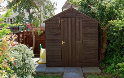 Top tips for building a shed