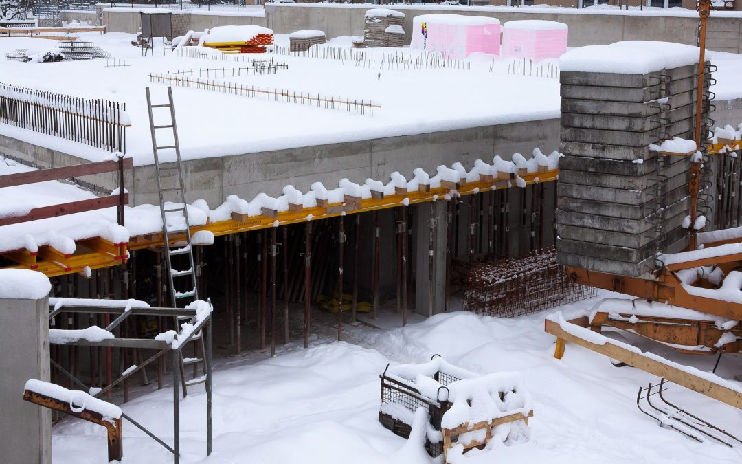 5 tips for tradespeople working in winter